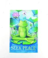 Seek Peace Flag