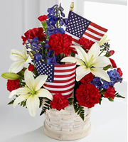 The FTD� American Glory� Bouquet