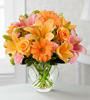 The FTD� Brighten Your Day� Bouquet