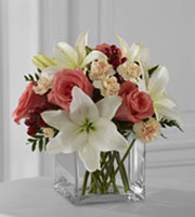 The FTD� Blushing Beauty� Bouquet