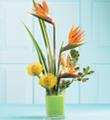 The FTD� Tropical Bright� Arrangement