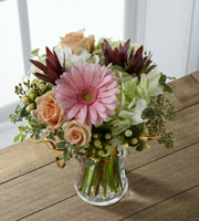 The FTD� So Beautiful� Bouquet