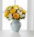 The FTD� Mother's Charm� Rose Bouquet - Boy