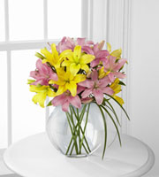 The FTD� Lilies & More� Bouquet