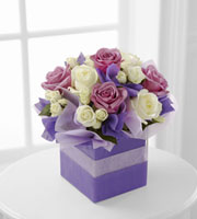 The FTD� Pure Romance� Rose Bouquet