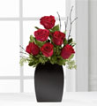 The FTD� Contemporary� Rose Bouquet