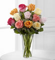 The FTD� Graceful Grandeur� Rose Bouquet