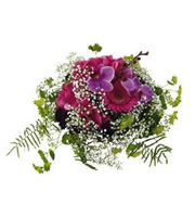Arrangement of Seasonal Cut Flowers