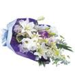 Sympathy Bouquet white