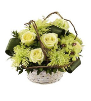 The FTD� Basket of Dreams� Arrangement