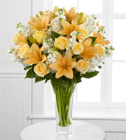 Admiration Luxury Rose & Lily Bouquet