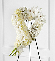 The FTD� Hearts Eternal� Easel