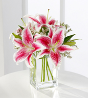 The FTD� Pink Lily Bouquet