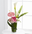 The FTD� Gently into the Ever-After� Arrangement