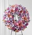The FTD� Sleep in Peace� Wreath