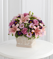 The FTD� Loving Sympathy� Basket