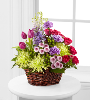 The FTD� Truly Loved� Basket