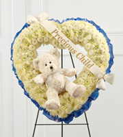 The FTD� Precious Child� Standing Heart