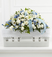 The FTD� Tender Treasure� Casket Spray