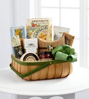 The FTD� Heartfelt Sympathies� Gourmet Basket