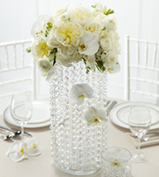 The FTD� Sparkling Toast� Centerpiece