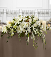 The FTD� White Linen� Arrangement
