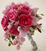 The FTD� Pink Mink� Bouquet