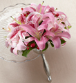 The FTD� Sparkle Pink� Bouquet