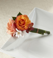 The FTD� Sunset Dream� Boutonniere