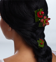 The FTD� Very Berry� Hair D�cor