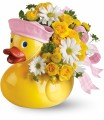 Teleflora's Ducky Delight - Girl