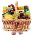 Amish Wedding Gourmet Premium Family Basket
