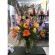 LA103 California Flower Dreams Arrangement