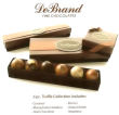 DeBrand Fine Chocolates 6 pc Truffle Collection