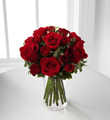 The FTD� Red Romance� Rose Bouquet