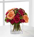 The FTD� Deep Emotions� Rose Bouquet by BHG�
