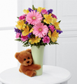 The FTD� Festive Big Hug� Bouquet