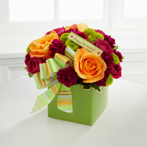 The FTD� Birthday Bouquet