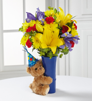 Kroger The Ftd Big Hug Birthday Bouquet Cincinnati Oh