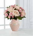 The FTD� Mother's Charm� Rose Bouquet - Girl