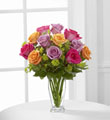 The FTD� Pure Enchantment� Rose Bouquet