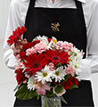 The FTD� Perfect Florist Designed Bouquet