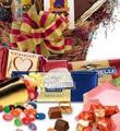 FTD Florist Designed Chocolate & Candy Gift Basket Premium by Lisa Dees north raleigh florist