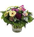 Bouquet of Mixed Cut Flowers no vase