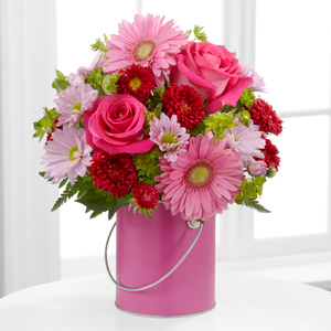 The FTD� Color Your Day With Happiness� Bouquet