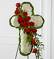 The FTD� Floral Cross Easel