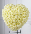 The FTD� Elegant Remembrance� Standing Heart