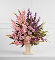 The FTD� Flowing Garden� Arrangement