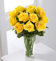The FTD� Yellow Rose Bouquet