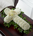 The FTD� Peaceful Memories� Casket Spray